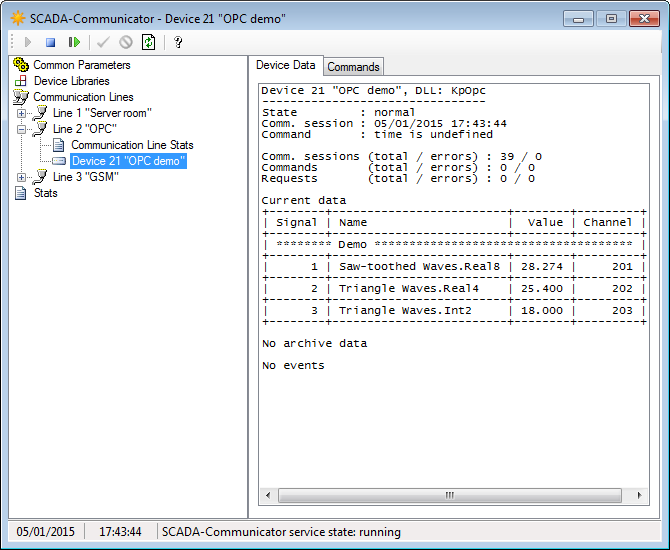 Rapid SCADA | Free, Open Source, Full Featured SCADA Software